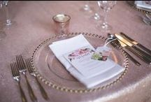 Summer wedding inspiration / A collection of summer inspired ideas for your wedding.