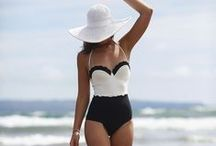 Resort Chic / How to look chic at the beach.