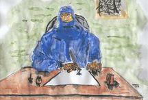 VAGé/VinDo / Cartoons I've made as Vagé and VinDo, please check also http://www.vindocartoons.blogspot.com