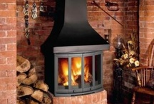Woodburning Stoves / A wide selection of Woodburning Stoves. Includes a wide variety from modern to the more traditional stove in a range of colours.