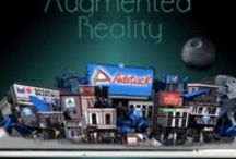Augmented Reality / Augmented reality is a technology that wipes out the difference between the real and the digital. This technology resonates with the customers in such a way that lets brands actually interact with them. Be it, taking a test drive of latest car model, playing a game or learning new recipe. It is now the big thing in the mobile world and has the capacity to amaze people with its possibilities.