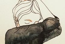 Illustration / by Florecita Rockera