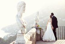 Italy Destination Wedding / Destination Wedding in Italy - so many beautiful places. Amalfi - Rome - Venice - Tuscany