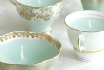 Mint Coloured Wedding / Mint and Aqua colours for your wedding decor or inspiration...