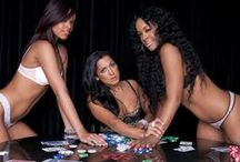 Casino Ladies / Ladies, gambling, money....