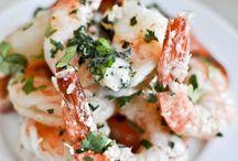 Shrimps etc