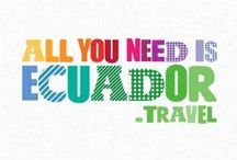 Ecuador / A magical country