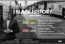 Black History Month in the Bay / Join us in celebrating Black History Month with events and historical facts focusing on the Black community.  / by NBC Bay Area