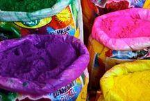 Color / Color is Fashion, Fashion is Color ... Geïnspireerd op bomen, bladeren en bloemen. Geïnspireerd op fruit, groenten en zoetigheid. Geïnspireerd op alledaagse, ogenschijnlijk gewone zaken... Color your life!