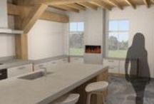 Interiorarchitecture / by studio Cotton&Clay