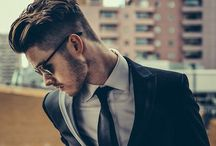 Haircut & Men style / Haircut, accessories and clothes for men