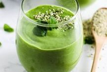 Smoothies / Creamy smoothies that will help you get back on track with healthy eating.