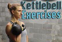 Kettlebell excercises