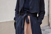 THE TRENCH / A trench equals a wardrobe win. Every. Time. #inspiraton #streetstyle #outfit #inspiration #effortless