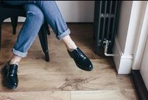 THE UPDATE: AN ACTUAL SHOE / The mensy flat is where it's at http://www.atterleyroad.com/the-road/update-actual-shoe/ #theroaddaily #stayahead #shoes #accessories #boyish