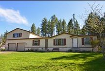 Large Home Nestled in the Pines / Large Home Nestled in the Pines! Real Estate for sale by broker. Call 509.323.5555 for more information!