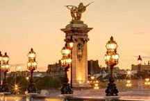 Take me to Paris / Second fave city