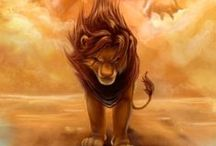 The Pridelands (The Lion King) / Loads of Lion King stuff. ROAAAAAAARRRRRR!!