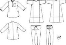 Folkwear Patterns: Asian / by Folkwear Patterns