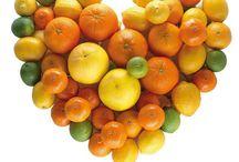 Orange, Green and Yellow