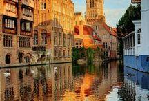 Bélgica / Esta es una gira por las ciudades belgas que tienen su encanto por tanta historia burguesa como la tiene todo el continente europeo.