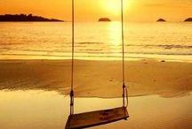 Playas / En estas fotos resalta el agua cristalina, el calor del ambiente y la atemporalidad.