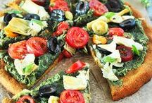 Vegan Pizza / All the vegan pizza you've ever dreamed about.
