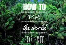Travel Tips / Travel tips from packing to budgeting