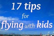 Travelling with Kids!! / Everything you need to know when travelling with kids