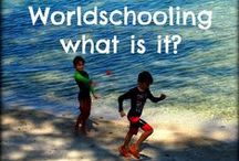 Worldschooling / Fun ways to educate while on the road