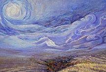 Vincent Van Gogh / Un pintor con mucha fuerza y luz interna: hasta para deslumbrarse.