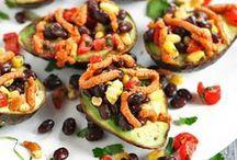 Avocado Recipes / All hail avocado. Delicious recipes using the creamiest of fruits.