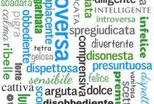Italiano para mí / La bella Italia y los lindos italianos me han hecho prescindir de la idea de no estudiar más idiomas en esta vida.