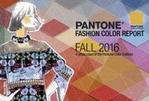 Pantone Fashion Colors Fall 2016 / Pantone Color Institute heeft dé modekleuren van FALL 2016 bekendgemaakt! Geïnspireerd op verlangen naar rust, kracht en optimisme is een prachtig, sprekend én warm, kleurenpalet ontstaan waarin blauwen domineren, aangevuld door rustige aardtinten en opvallende sprankelende kleuren.