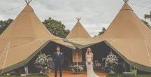 Wedding Ideas | Festival / Wedding day inspiration and ideas for festival friendly weddings