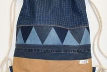 Jeans Upcycling / Jeans, Upcycling, Do it Yourself, Selbermachen, aus Alt mach Neu, Aufwerten, Recycling, Nähen..