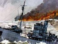 Warships / Buques de guerra