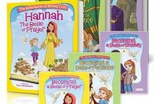 Bible Belles Products / High-quality Christian products and books for kids. We sell Children's Bible stories in our store that will get your kids as excited about the Bible as they are about Disney princesses.