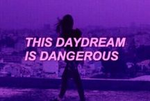 aes. concept: daydreaming