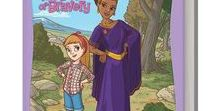 Abigail - The Belle Of Bravery / The adventure continues in Book Three of the Bible Belles series, as Rooney faces her toughest challenge yet.  After a tough afternoon with her brother and some neighborhood kids, Rooney is faced with a difficult choice: can she be brave enough to do the right thing?   Through the story of Abigail, Rooney learns that she can call upon the courage of God to boldly face any problem with the confidence that He will see her through it.