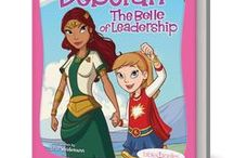 Deborah: The Belle of Leadership / Deborah: The Belle of Leadership.   As she watches Deborah rise up and lead an entire nation to victory, Rooney realizes that true leadership means inspiring others and working together. Through the story of Deborah, Rooney learns that God is calling her to lead. Is she ready to answer the call?   Come along with Rooney as she becomes the greatest superhero of all: a Bible Belle!