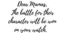 Mom Inspiration / Inspiration for Moms, Motivation, Motherhood, Encouragement, Hope, Mommy Life, Parenthood