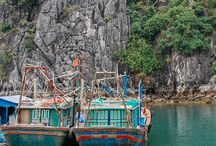 vietnam travel guide / Travel tips, guides, and photos to inspire you to visit Vietnam. Areas include Ho Chi Minh City, Mekong Delta, Hoi An, Hanoi, and Halong Bay