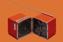 Radio Cubo / Radio Cubo Brionvega Collection. It sounds different.