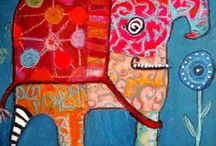 Art and Colour / by Carolyn Junner