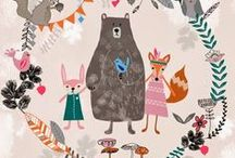 Cute and Quirky illustrations