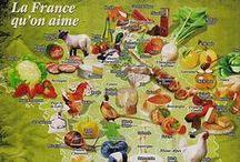 Gastronomie et Produits du Terroir