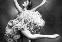 Vintage Ballerinas / Ballet...tutus...jewelry box ballerinas...