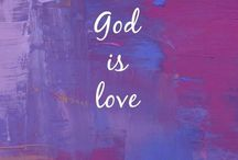 Love♥ / Quotes about God, Life, Humor & Love.  / by Tina♡