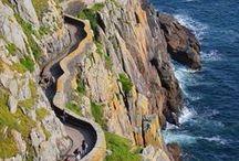 Places to explore - Ireland